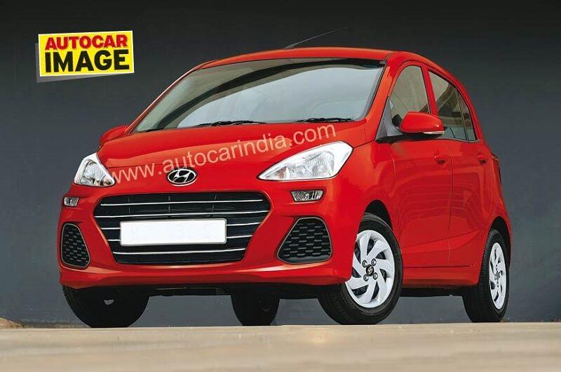 Hyundai Santro Rendering
