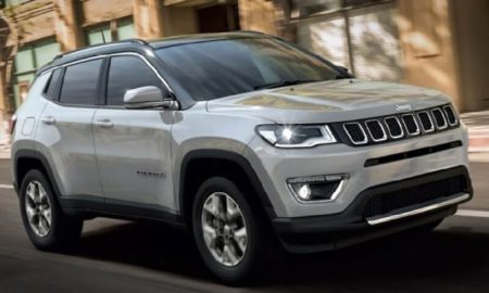 Jeep Compass Limited Plus Features