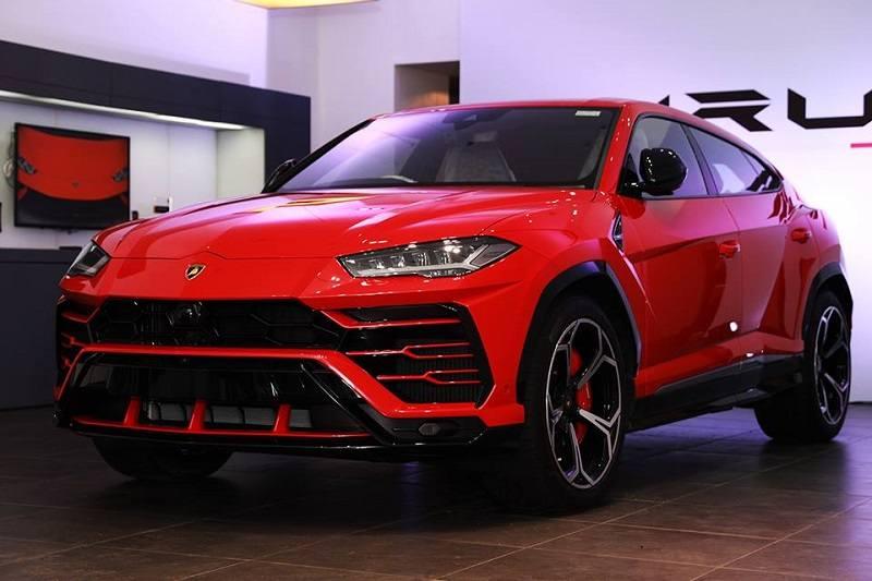 Lamborghini Urus India Price
