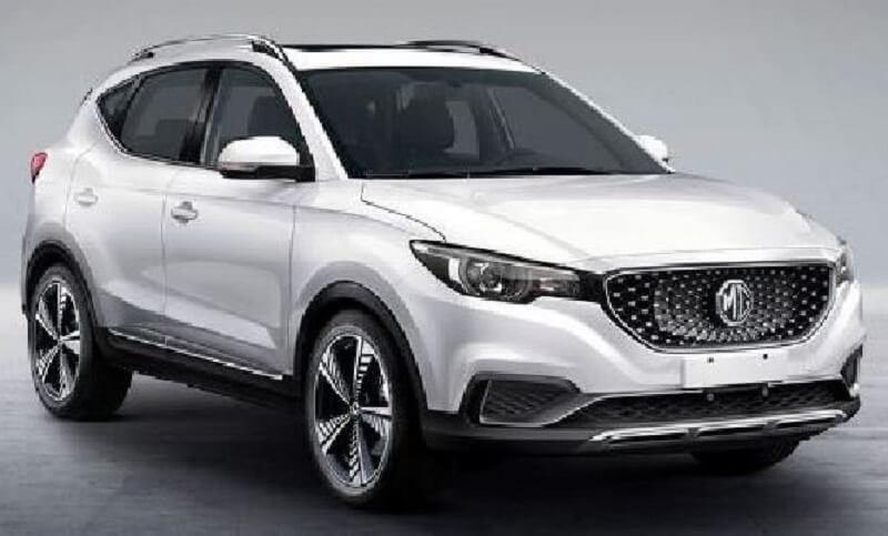 MG E ZS SUV India