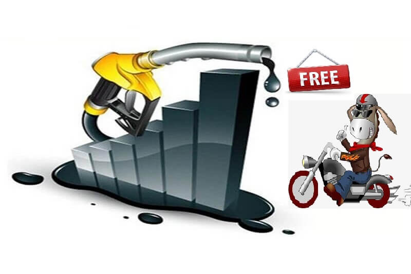 MP Fuel Price