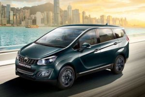 Mahindra Marazzo Specifications