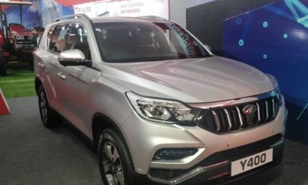 Mahindra Y400 Launch Details