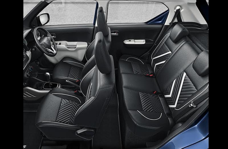 Maruti Ignis Limited Edition Interior