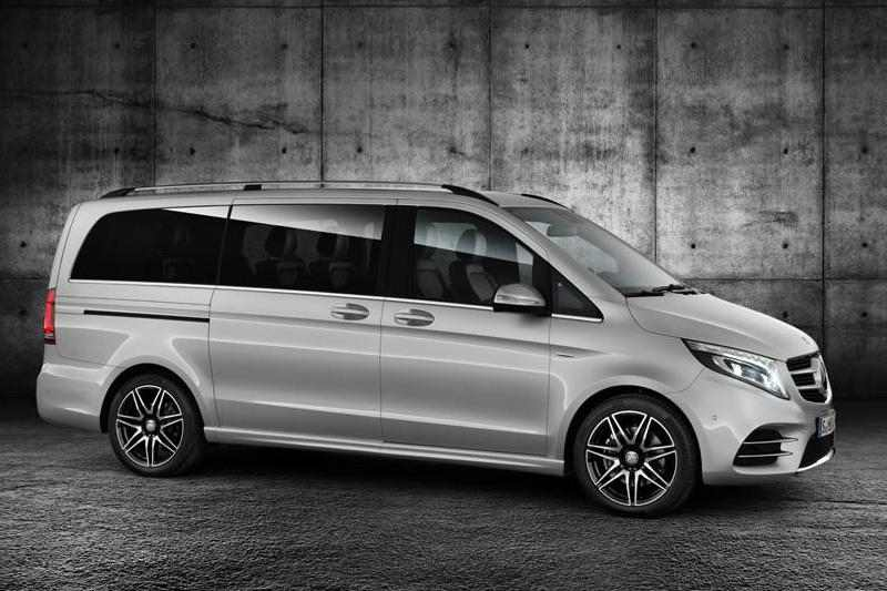 Mercedes Benz V Class MPV India
