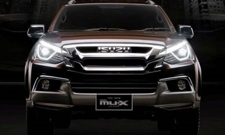 New Isuzu MUX SUV India Price