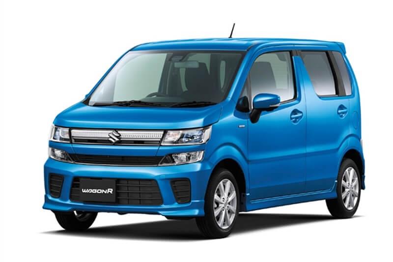 New Maruti Wagon R 2019