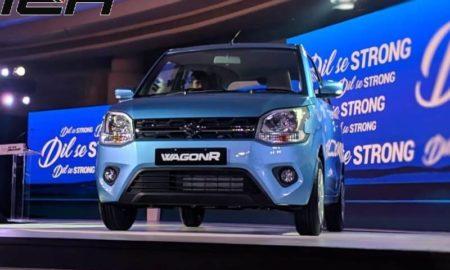 New Maruti WagonR 2019 Details