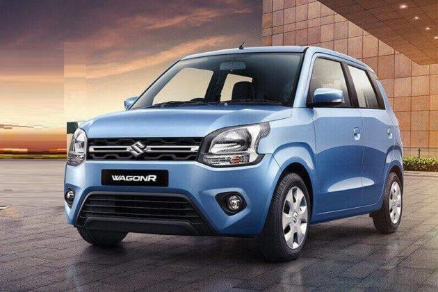 WagonR Inspired Maruti Futuro-E Concept Rendered