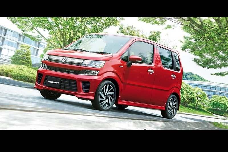 New Maruti WagonR 2019