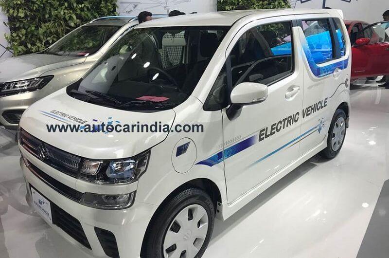 New Maruti WagonR Electric