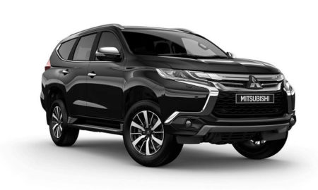New Mitsubishi Pajero Sport India (1)