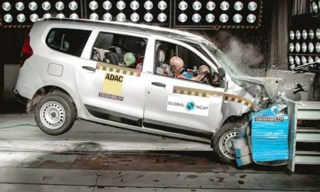 Renault Lodgy Crash Test Global NCAP