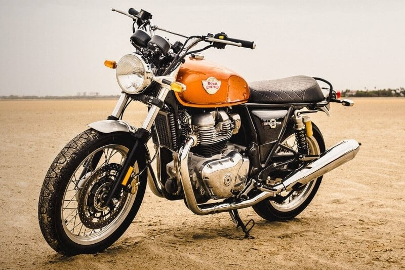 Royal Enfield Interceptor 650cc