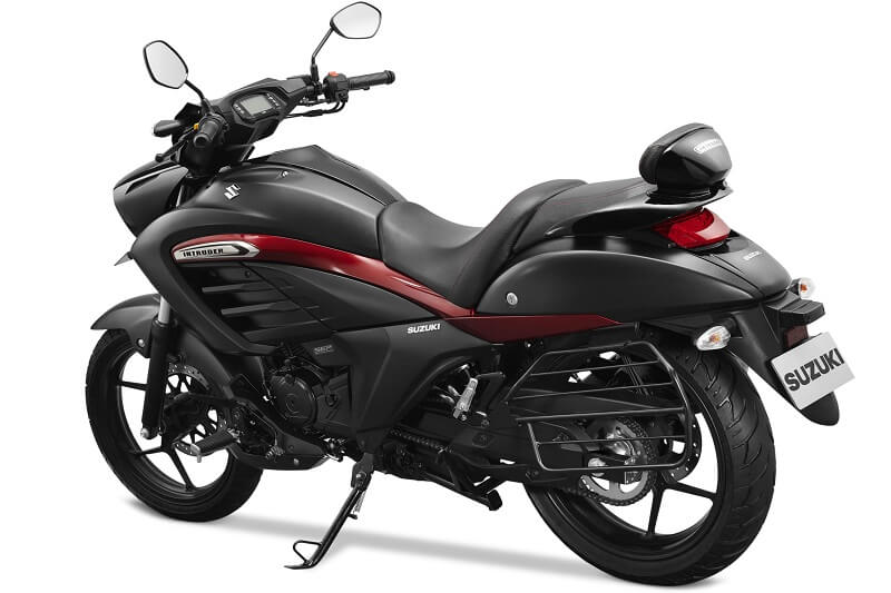 Suzuki Intruder FI SP Special Edition