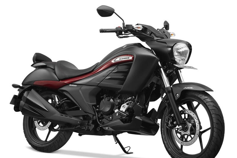 Suzuki Intruder SP Special Edition