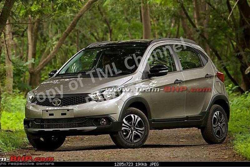 Tata Tiago NRG Details