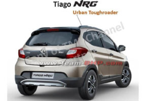 Tata Tiago NRG Features