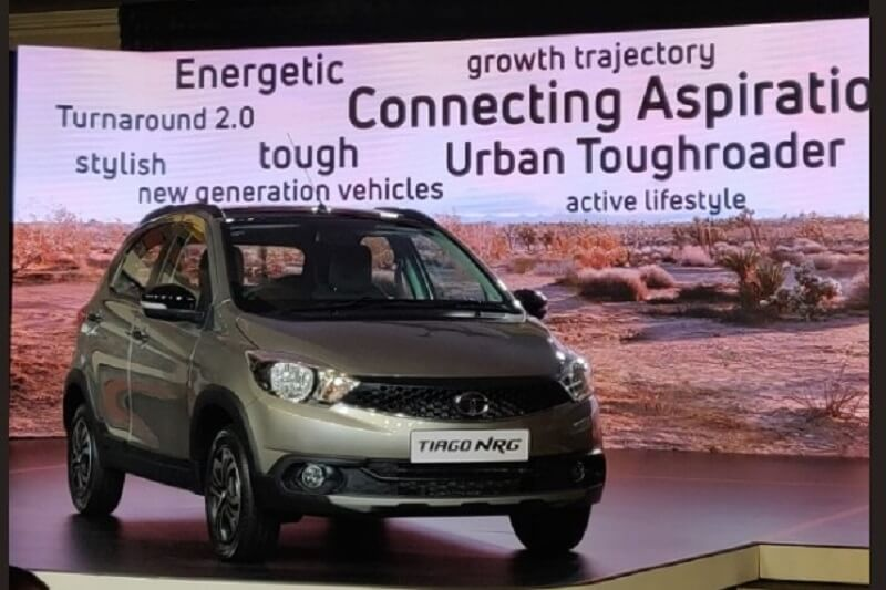 Tata Tiago NRG Price in India