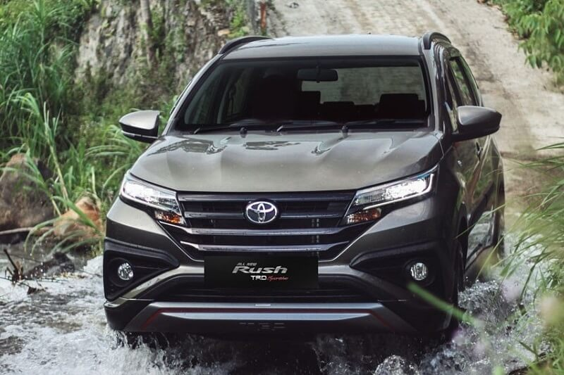 Toyota Rush Not Coming To India