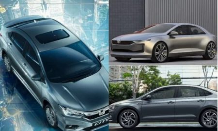 Upcoming Honda City Rivals (1)