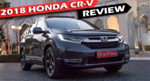 new honda crv 2018 review