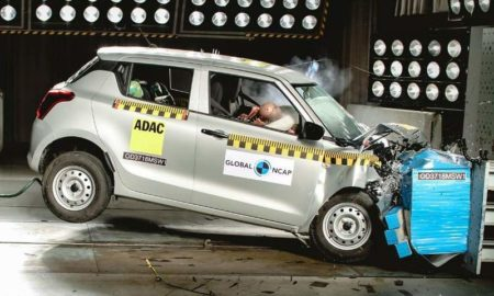 2018 Maruti Swift Global NCAP
