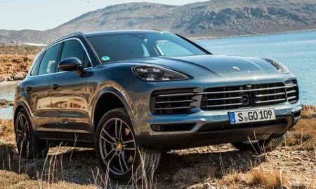 2018 Porsche Cayenne India Specifications