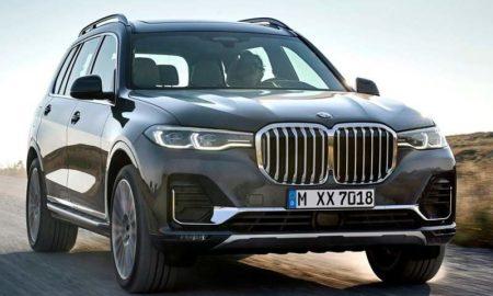 2019 BMW X7 India