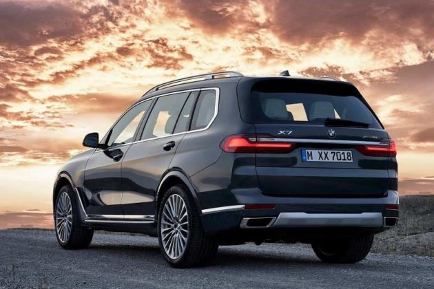2019 BMW X7 India Features