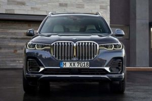 2019 BMW X7 India Launch