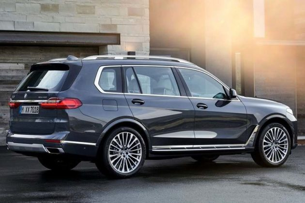 Bmw X7 Suv Launched In India At Rs 98 90 Lakh
