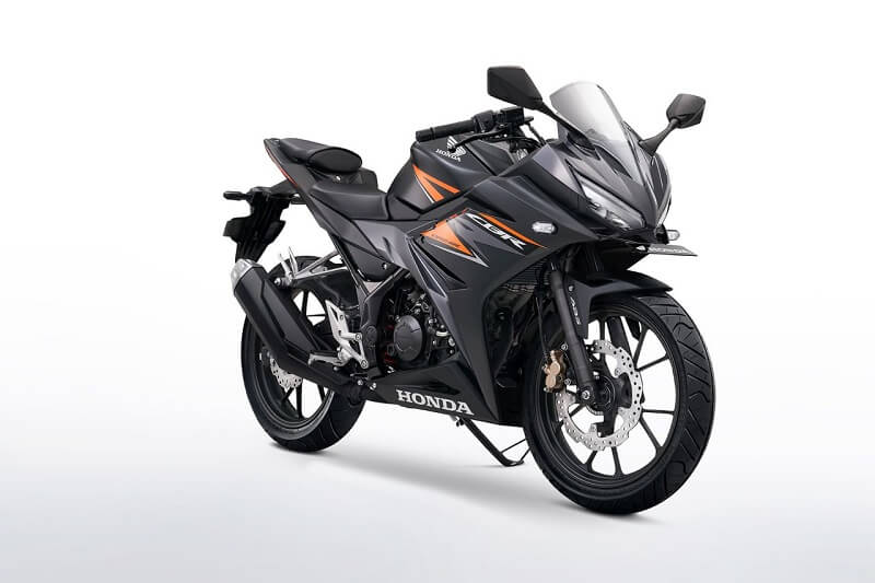 2019 Honda CBR150R ABS Matte Black (1)