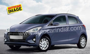 2019 Hyundai Grand i10 Rendering