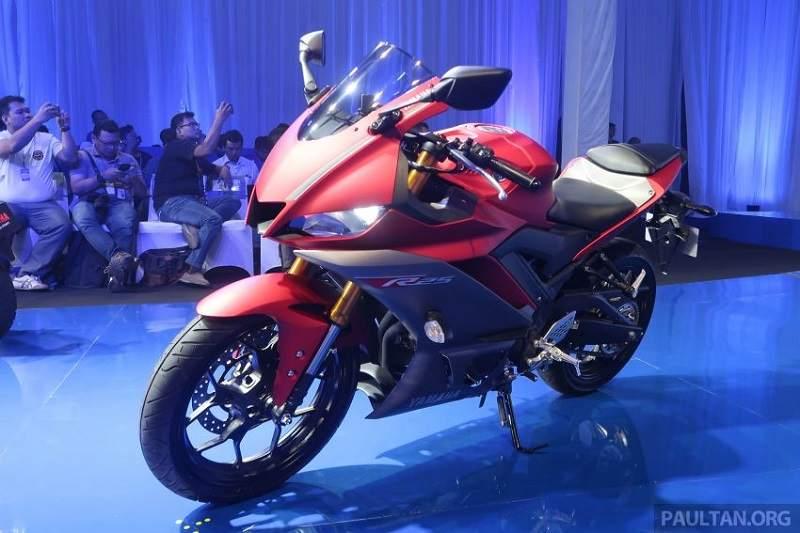 2019 Yamaha R25 India