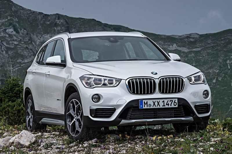 BMW X1 Petrol India