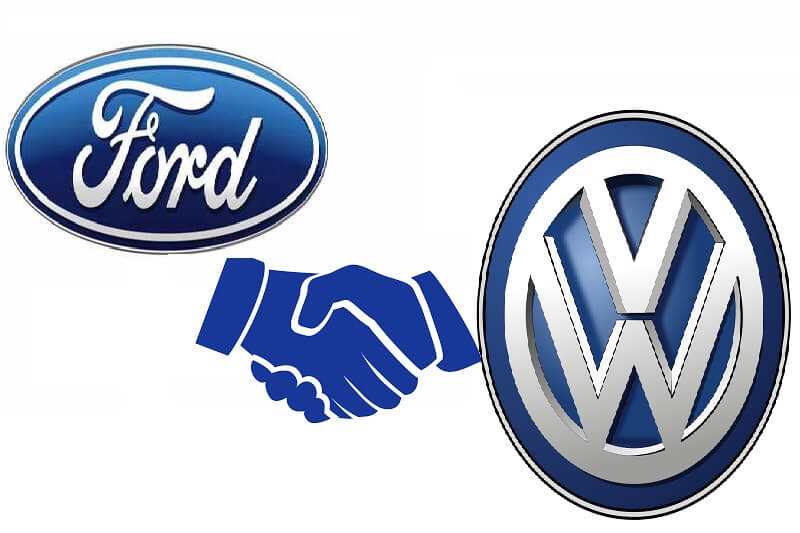 Ford and VW form alliance to develop vans and electric cars
