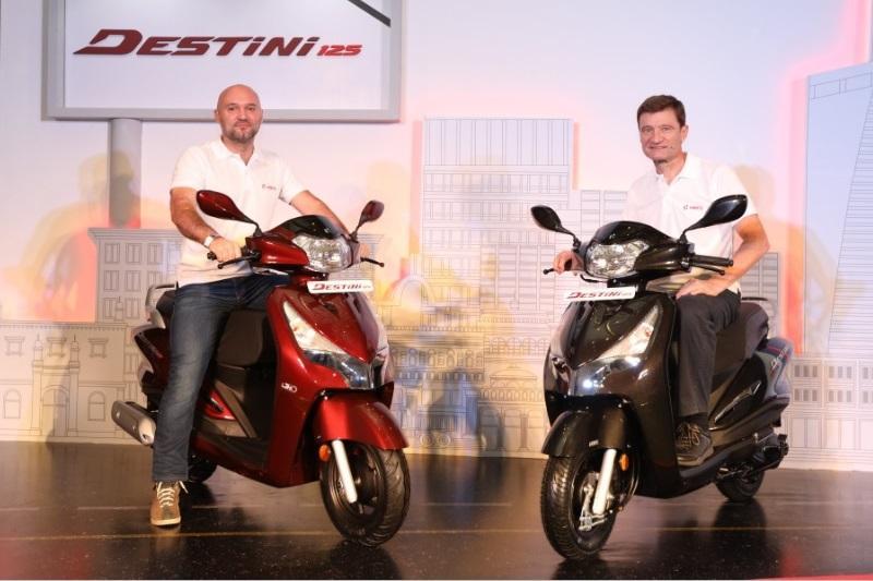 Hero Destini 125