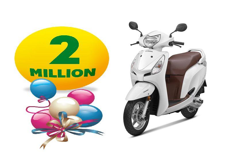 Honda Activa 2M Sales
