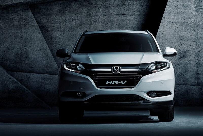 Honda HR-V Front (1)