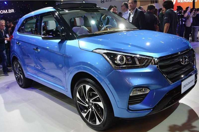 Hyundai Creta Diamond Concept