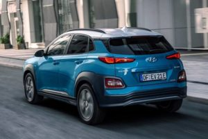 Hyundai Kona Electric SUV India