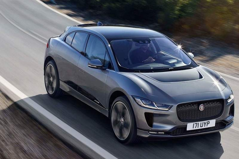 Jaguar I-Pace Specifications