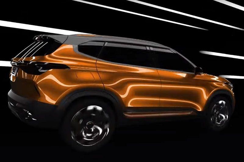 Kia Trazor SUV