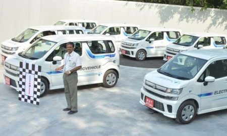 Maruti Electric Vehicles Testing