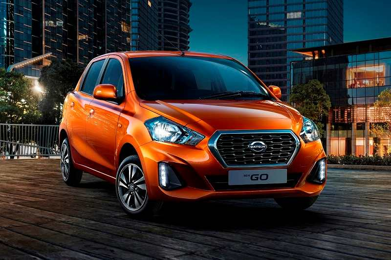 2018 Datsun GO & GO+ Bookings Open; Launch On 10th October