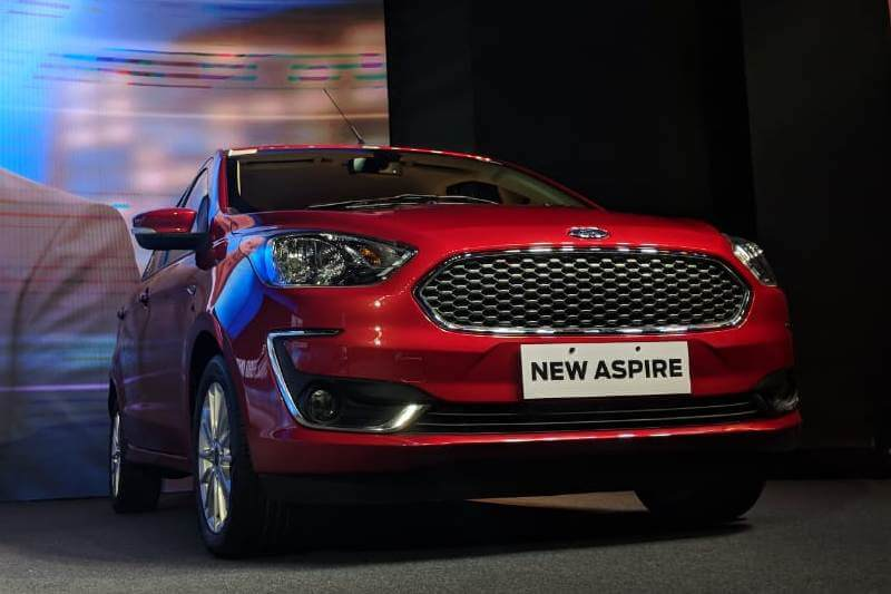 Ford Aspire 2018 Price In India Mileage Interior Specifications