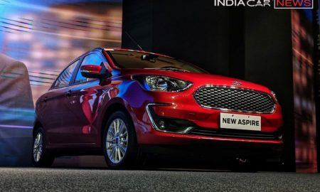 New Ford Aspire 2018 Price