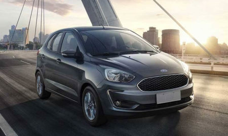 New Ford Figo 2018 India