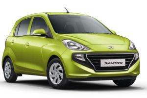New Hyundai Santro 2018 CNG